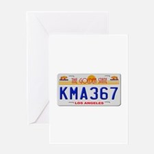 KMA 367 Greeting Cards