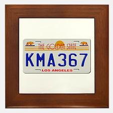 KMA 367 Framed Tile