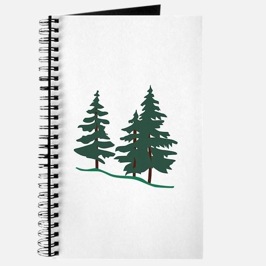 Evergreen Trees Journal