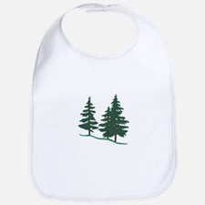 Evergreen Trees Bib