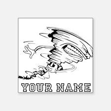 Tornado Cartoon (Custom) Sticker