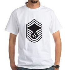 Black Senior Master Sergeant Shirt