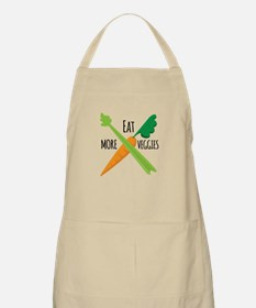 Eat More Veggies Apron