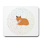 Fox Circle, Mousepad