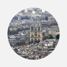 PARIS GIFT STORE Ornament (Round)