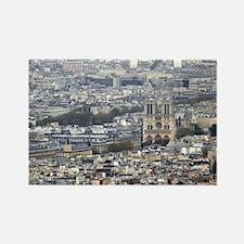 PARIS GIFT STORE Rectangle Magnet