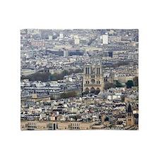 PARIS GIFT STORE Throw Blanket