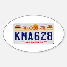 KMA 628 Decal