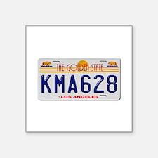 KMA 628 Sticker
