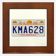 KMA 628 Framed Tile