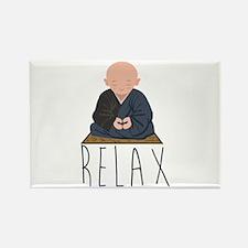 Meditation Relax Magnets