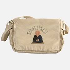 Meditation Mindfulness Messenger Bag