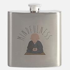 Meditation Mindfulness Flask