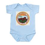 Colorado City Marshal Infant Bodysuit