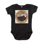 Colorado City Marshal Baby Bodysuit