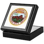 Colorado City Marshal Keepsake Box