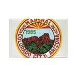Colorado City Marshal Rectangle Magnet (100 pack)