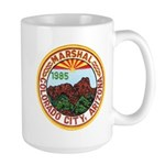 Colorado City Marshal Large Mug