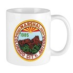 Colorado City Marshal Mug