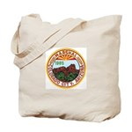 Colorado City Marshal Tote Bag