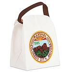 Colorado City Marshal Canvas Lunch Bag