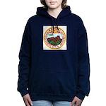 Colorado City Marshal Women's Hooded Sweatshirt