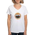 Colorado City Marshal Women's V-Neck T-Shirt