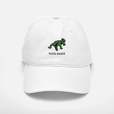 Mean Alligator (Custom) Baseball Baseball Baseball Cap
