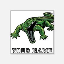 Mean Alligator (Custom) Sticker