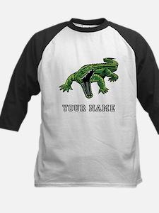 Mean Alligator (Custom) Baseball Jersey