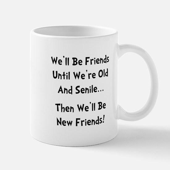 New Friends Mugs