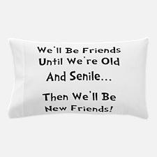 New Friends Pillow Case