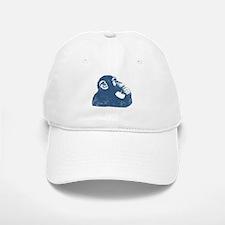 A Thoughtful Monkey 2 Baseball Baseball Baseball Cap