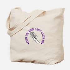 Even the Wind Tote Bag