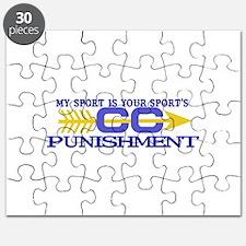 My Sport/Punishment Puzzle