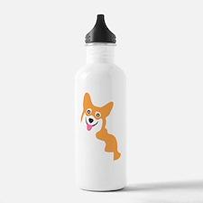 Cute I love my estrela mountain dog Water Bottle