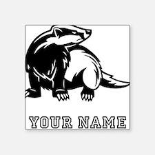 Honey Badger (Custom) Sticker