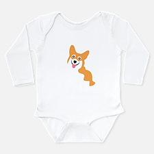 Cute Corgi Dog Body Suit