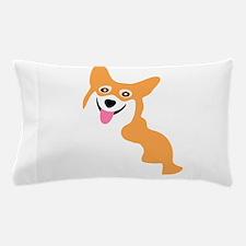 Cute Corgi Dog Pillow Case