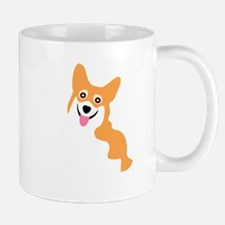 Cute Corgi Dog Mugs