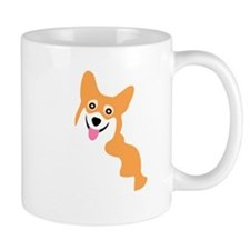 Cute Corgi Dog Mugs