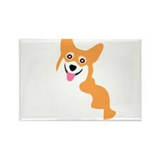 Cute Corgi Dog Magnets