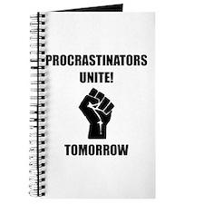 Procrastinators Unite Journal