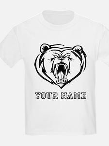 Mean Bear (Custom) T-Shirt