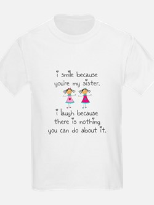 Sister Smile T-Shirt