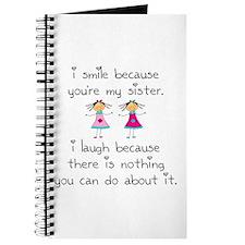 Sister Smile Journal