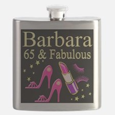DAZZLING 65TH Flask
