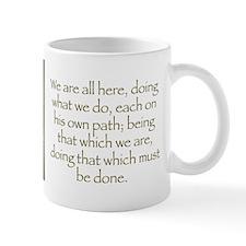 All For One... Mug