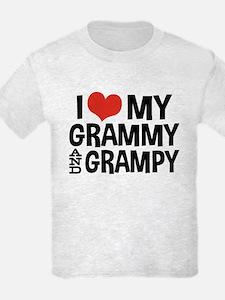 Grammy and Grampy T-Shirt