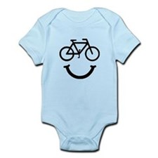 Bike Smile Body Suit